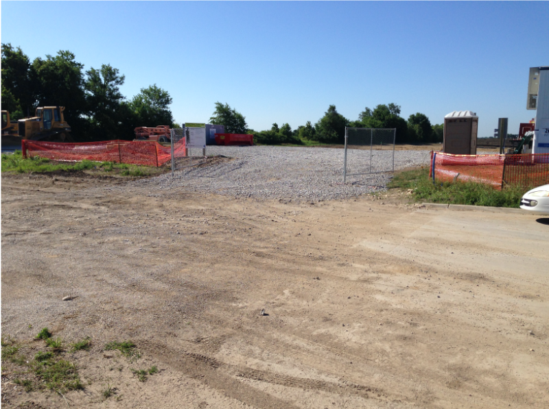 stabilized construction entrance stormwater regulation